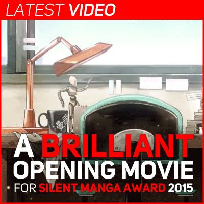 SILENT MANGA AWARD 2015 OPENING MOVIE