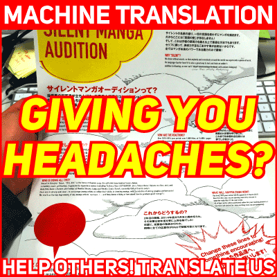 TRANSLATE US!