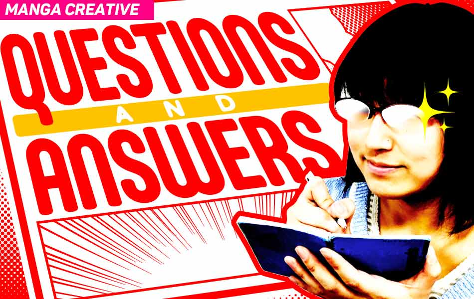MANGA INSIDER MAYU #20 – ANSWERING YOUR QUESTIONS! Part 2
