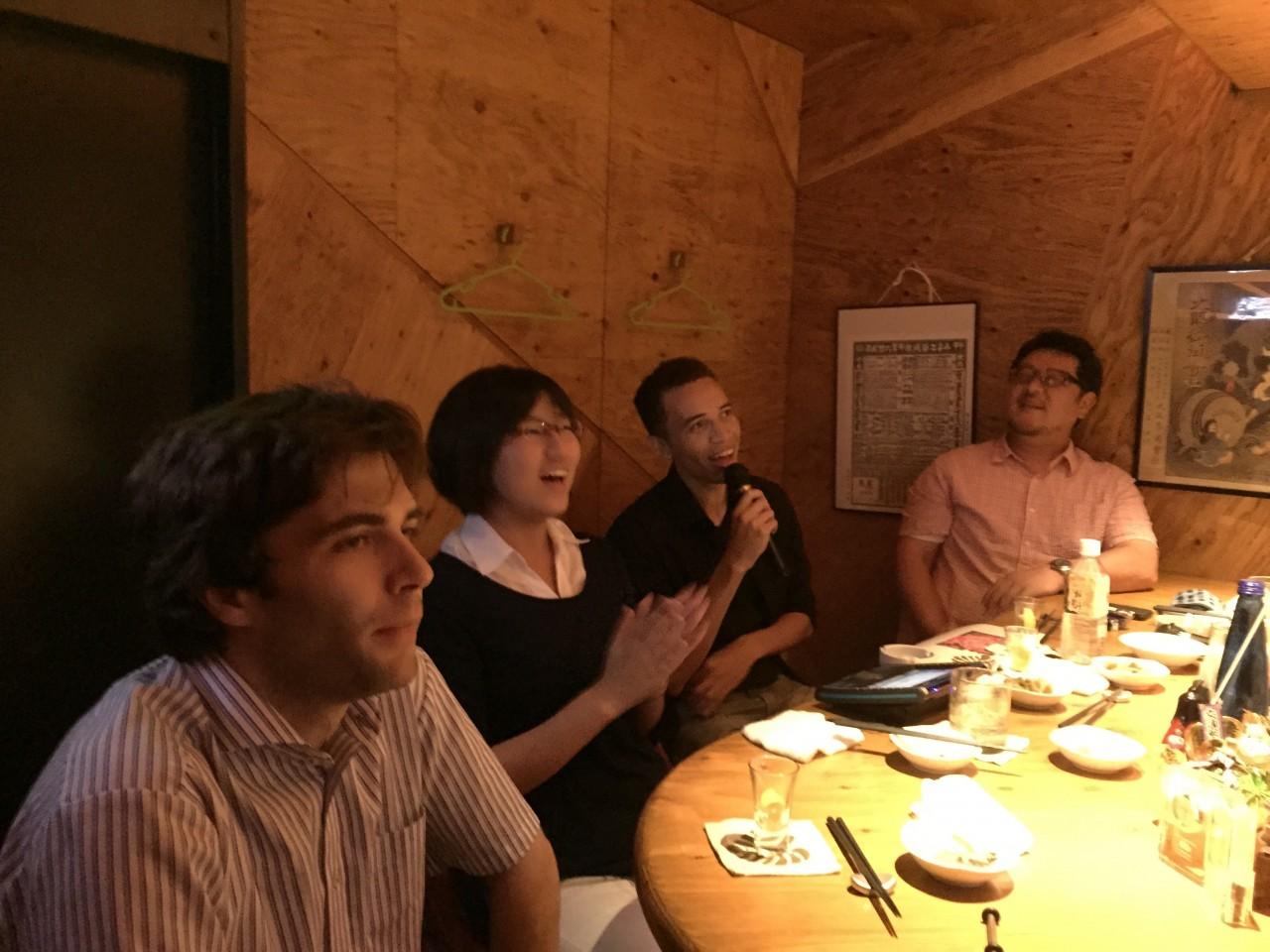 Karaoke! Saint Seiya!