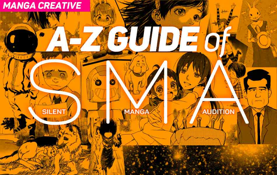 A-Z Guide of SILENT MANGA AUDITION