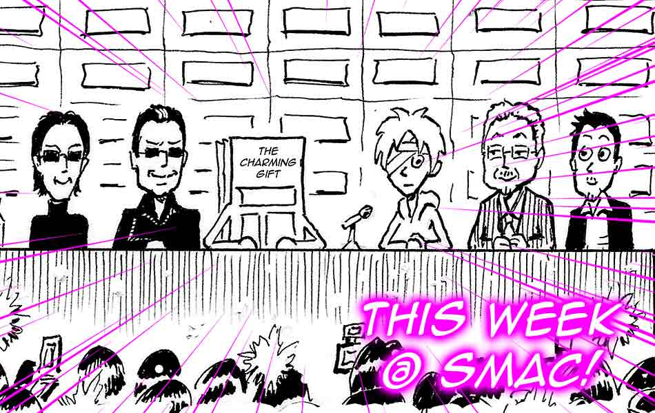 This Week @ SMAC! 005: SMAC(K) & PUNCH