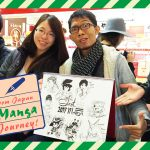 The SMA MASTERCLASS 2017 Special Report: Day 7 Taking Off From Japan on a New Manga Creating Journey!