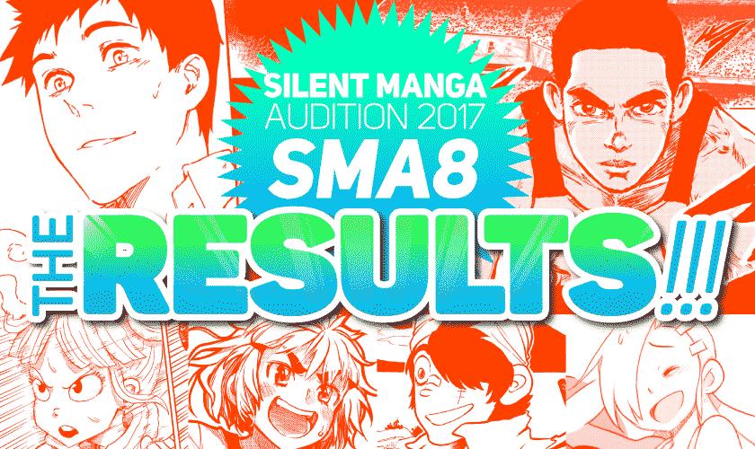 SMA8 Result