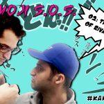 KAKI-MOJI S.O.S. – #2 The Sound of Rivalry