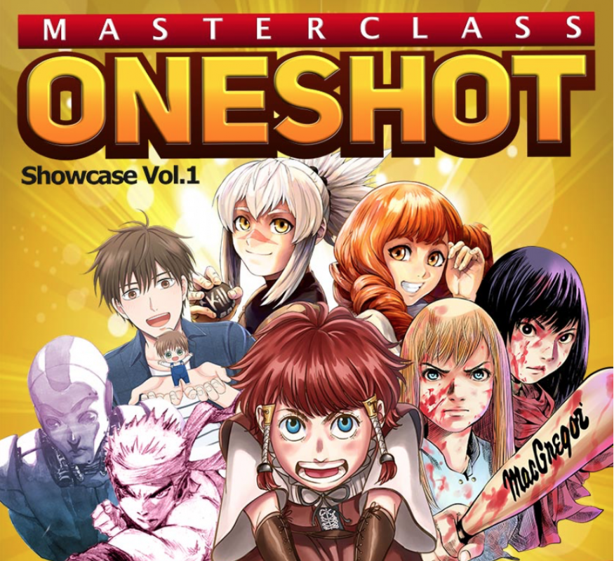 MASTERCLASS ONESHOT Showcase Vol.1