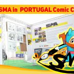 SMA in Portugal's Comic Con