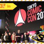 SMAC! at the Tokyo Comic Con