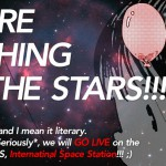 Silent Manga is going to the Outer Space!