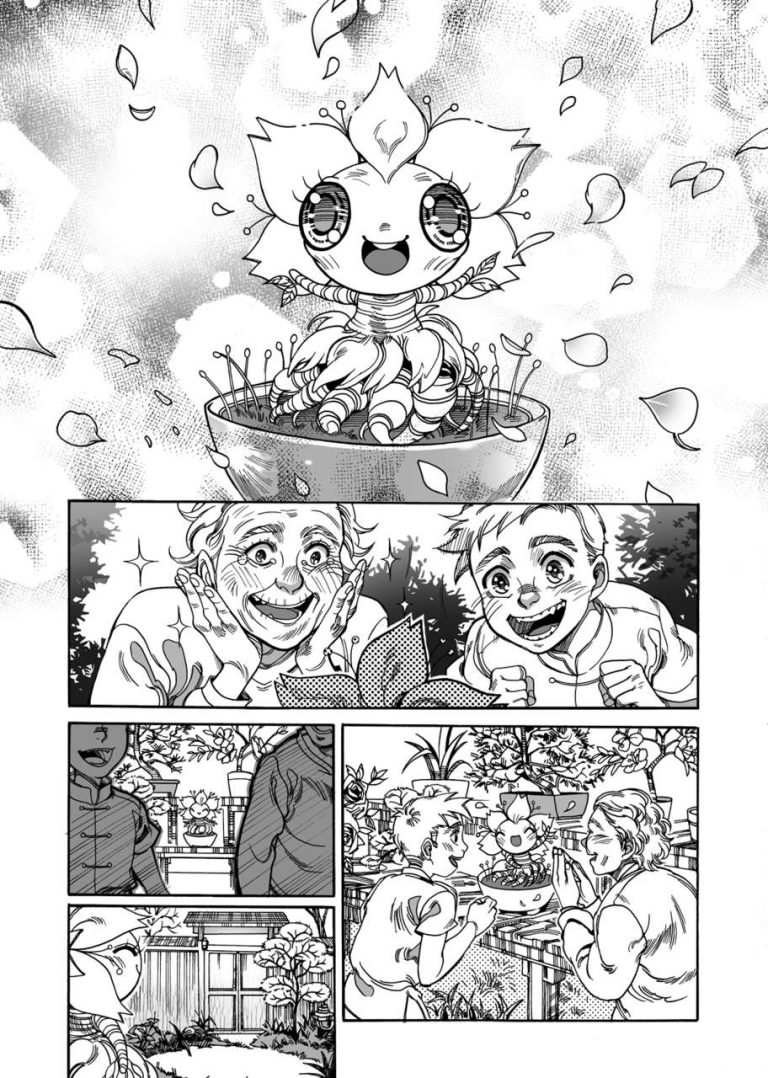 Good Morning Master Class 19 Andrea Jen Silent Manga Audition