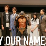 """Say our names!"" Fist of the MOBS – ""Zako-butai"" on stage!"