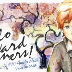 From Russia with manga! YOUTUBER turned MANGA CREATOR aiming to be a manga STAR! – Hello Award Winners #10 Amito Arai