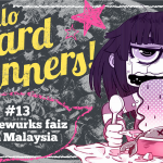 KIDS stronger than MONSTERS!? From the DETERMINED Malaysian creator, the RPG food manga! – Hello Award Winners #13 Purplewurks Faiz