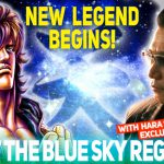Kenshiro Kasumi has returned! FIST OF THE BLUE SKY REGENESIS