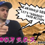 "Kakimoji SOS – 03 LET'S ""GOGOGO"" INTO ACTION"