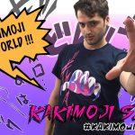 Kakimoji S.O.S. 14 – KAKIMOJI 3D WORLD!