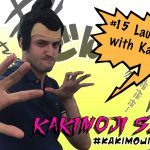 Kakimoji S.O.S. #15 – Laughing with Kakimoji