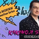 Kakimoji S.O.S #21 – SPECIAL INTERVIEW with Jonathan Tarbox