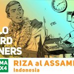 SMA 10 / EX-4 Interview #1 – RIZA aL ASSAMI