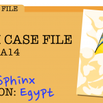 YOKAI CASE FILE #8 – Sphinx