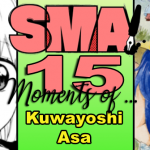 SMA15 Moments of… CRYING: Kuwayoshi Asa