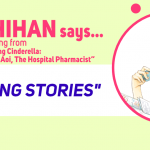"Shihan says…""Unsung Stories"""